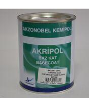 AKRIPOL  Базовая эмаль под лак CHE GAZ 40R  ( белый)  1L