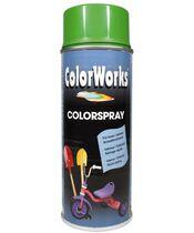COLOR WORKS 918525 RAL 6018 (светло-зеленый) 0.4L