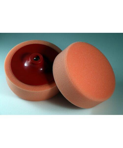 BEFAR 02402 полировальная губка d150 m50 t14 (мягкая/оранжевая)