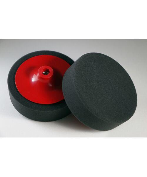 BEFAR 02403 полировальная губка d150 m50 t14 (мягкая/черная)