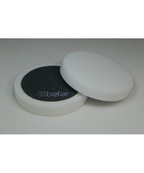 BEFAR VELCRO полировальная губка на липучке d150 m25mm (белая)