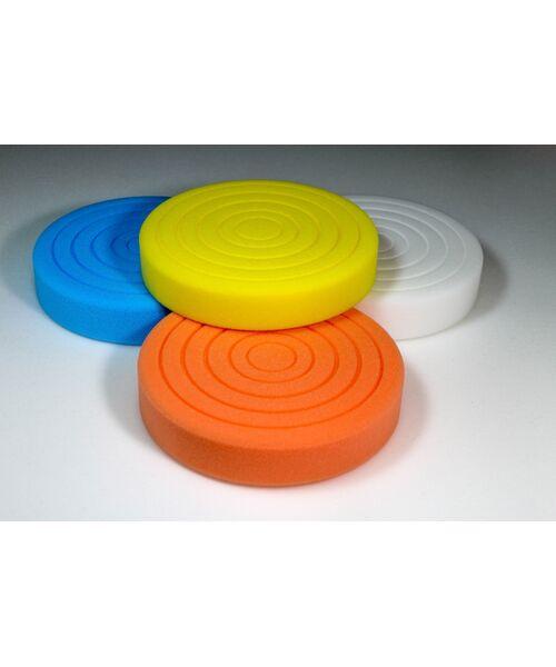 BEFAR  20102 фрезерованная губка с углублениями d180 m35mm (оранжевая)