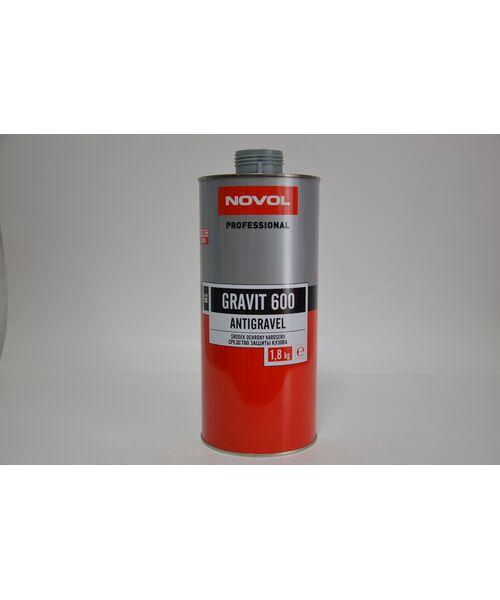 GRAVIT 600 MS антигравийное покрытие (серый) 1.8L