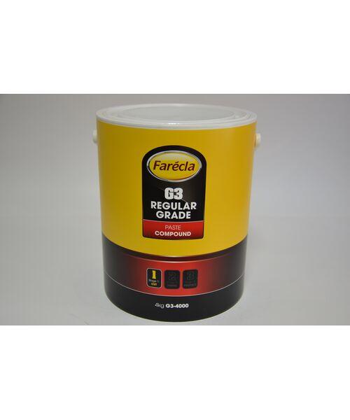 FARECLA G3 REGULAR GRADE для свежеокрашенной поверхности 4kg.