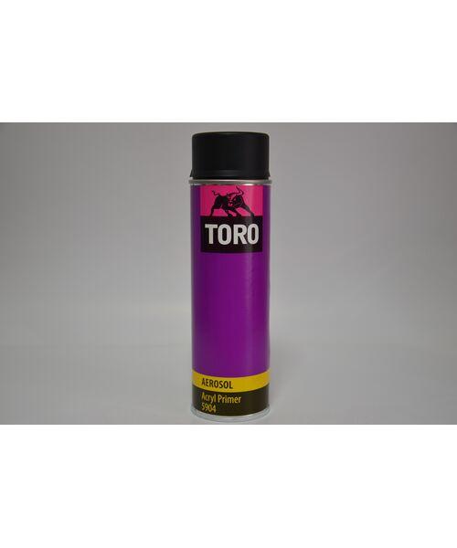 TORO AEROSOL Acryl Primer 5904 грунт (черный) 017  500ml.