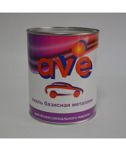 AVE эмаль базисная-металлик  № 626 (мокрый асфальт) 1L