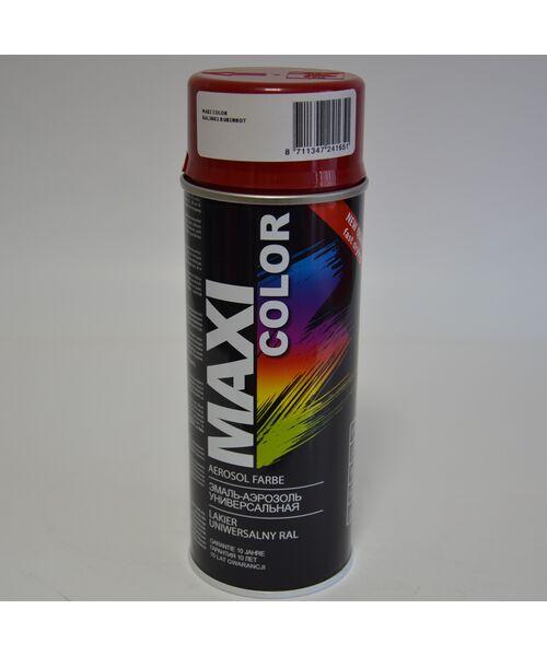 MAXI COLOR  RAL3003 (Рубиново-красный) 400ml.
